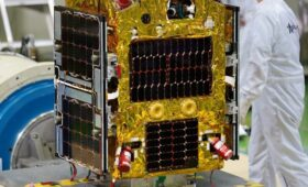 Astroscale announces March 2021 launch date for world's first commercial active debris removal demonstration mission