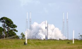 SpaceX going for new rocket reuse record on 100th Falcon 9 launch