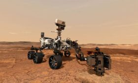 Getting Closer! NASA's Perseverance Rover Less Than 100 Days From Landing on Mars
