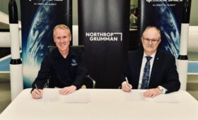 Gilmour Space and Northrop Grumman sign MoU to grow sovereign capabilities in Australia