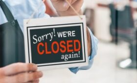 Thousands of businesses to close under new restrictions