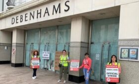 €3m training and upskilling fund for Debenhams workers