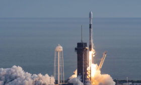 SpaceX closes out record-setting year of launches from Florida's Space Coast