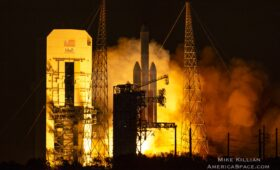 Delta IV Heavy Launches Long-Delayed NROL-44 Mission