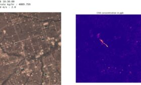 Mapping high-resolution methane emissions from space