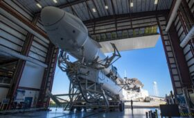 NASA, SpaceX Watch Weather as Space Station Prepares for Dual-Dragon Ops