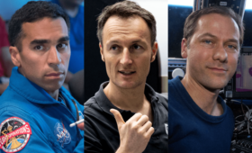 Astronaut Team for SpaceX Crew-3 Mission to Set New Records