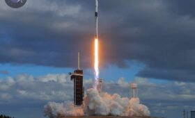 SpaceX Closes Record Year with Classified NROL-108 Mission, Lands Rocket for 70th Time