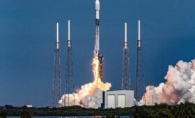 SpaceX Launches 25th Mission of the Year with Sirius XM-7, Using Only 11 Rockets