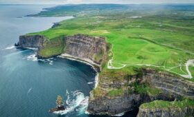 Irish tourism industry's revenues slump 85% in 2020