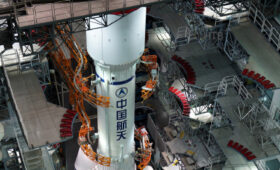 China's Long March 8 rocket successful in debut launch