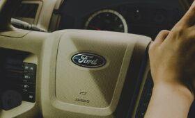 Ford says blockchain and 'dynamic geofencing' can improve city air quality