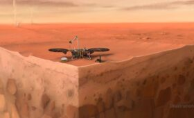 InSight's 'Mole' ends its journey on Mars