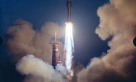 Fire in the Hole: Remembering Apollo 5, OTD in 1968
