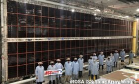 New Boeing-Built Solar Arrays to Provide Power Hike for Space Station