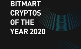 BitMart's 2020 cryptos of the year report: LRC, EWT, INJ among tokens nominated