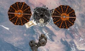 NG-14 Cygnus Departs Space Station, Two Weeks of Autonomous Fire Safety, Tech Experiments Ahead