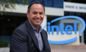 After investor pressure, Intel says CEO to step down