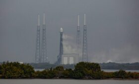 143-Strong Haul of Satellites Set for Sunday SpaceX Launch
