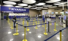 Ryanair cuts traffic forecast as new lockdowns hit