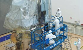 As Critical Mission Element Passes Review, Next Landsat Prepares to Shine
