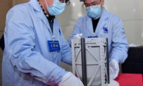 Chinese mission returned nearly 4 pounds of lunar samples