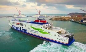 Stena adds Dublin-Cherbourg route to meet Brexit demand