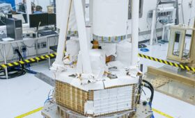 Ball Aerospace completes integration of NASA's IXPE observatory, begins testing