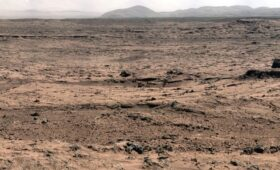 Iceland is a Similar Environment to Ancient Mars