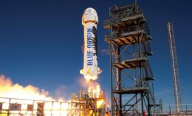 Once He Steps Down From Amazon, Jeff Bezos Will be Able to Focus his Energy on Blue Origin