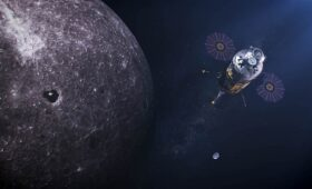 Biden backs Artemis moon program; watchdog says it'll cost $86 billion