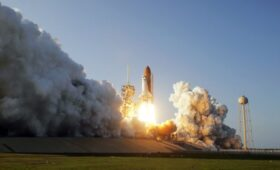 'Good to Be Here': Remembering Discovery's Final Launch, 10 Years On
