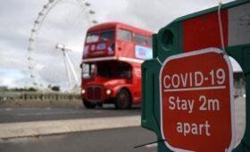 UK economy suffers record 9.9% slump in 2020