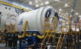 SNC delivers prototype lunar crew module to Dynetics