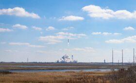 ISS-Bound NG-15 Cygnus Honors 'Hidden Figure' Katherine Johnson