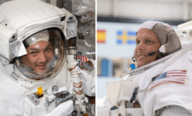 Lindgren, Hines Assigned to Crew-4 Dragon Mission, Will Launch Next Year