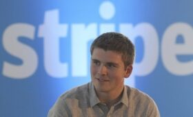 John Collison on Stripe, climate, education and an IPO