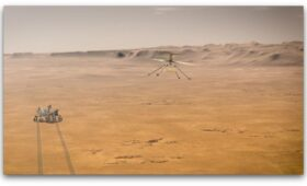 The Mars Helicopter is Online and Getting Ready to Fly