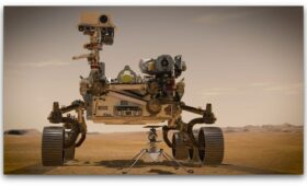 NASA releases first-of-its-kind high-definition video of Mars rover landing