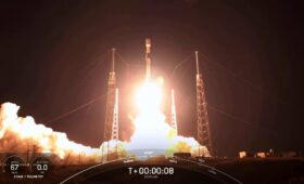 Live coverage: SpaceX launches 60 more Starlink satellites