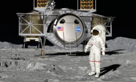 Dynetics completes Human Landing System's Preliminary Design Review