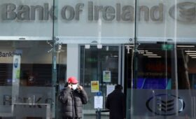 Bank of Ireland to close 103 branches in Ireland and NI