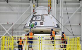 Starliner's OFT-2 Launch Date Under Review, Ahead of Busy April at Space Station