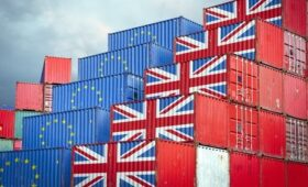 Imports from Britain slump 65% on stockpiling, Brexit