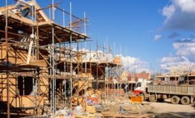 Lockdown dealt €2bn hit to construction output in 2020