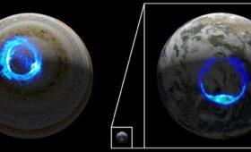 Juno reveals dark origins of one of Jupiter's grand light shows
