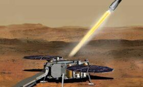 Northrop Grumman Receives Propulsion Contract for Mars Ascent Vehicle (MAV)
