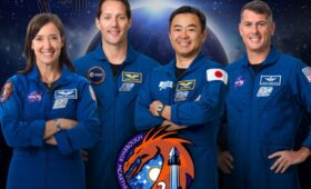 Crew-2 Astronauts Discuss Upcoming Mission, Eye 20 April Launch to ISS