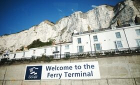 Irish Ferries launches new Dover-Calais route