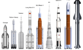 China's Super-Heavy Lift Rocket Will Carry 100 Tons to the Moon